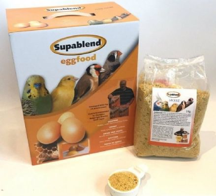 Supablend Moist Egg Food